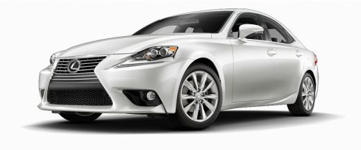 Lexus IS Pictures