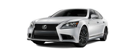 Lexus LS Pictures