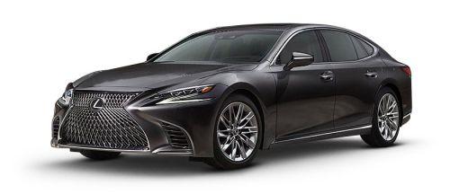 Lexus LS 500h Ultra Luxury