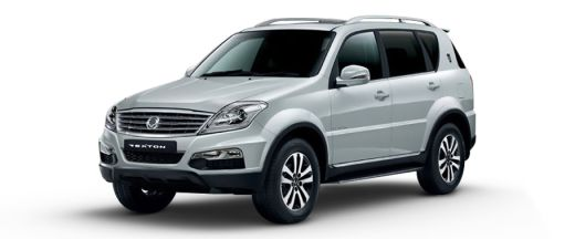 Mahindra Ssangyong Rexton Pictures
