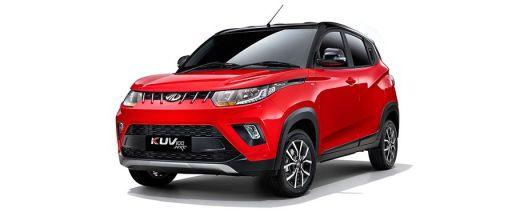 Mahindra KUV 100 mFALCON D75 K2 Plus