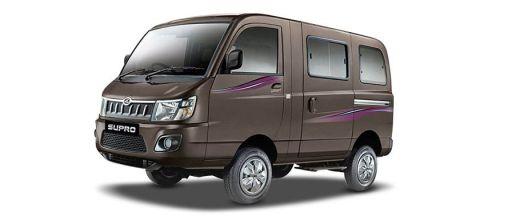 Mahindra Supro VX 8 Str