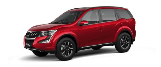 Mahindra XUV500 AT W9 2WD