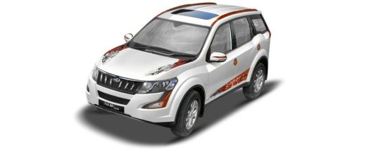 Mahindra XUV500 Sportz AT AWD
