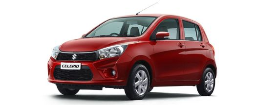 Maruti Celerio ZXI Optional AMT
