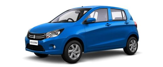 Maruti Celerio VDI Optional
