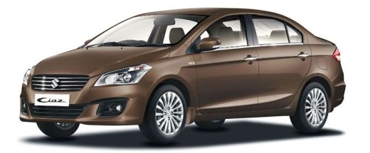 Maruti Ciaz 2014-2017 Pictures