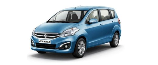 Maruti Ertiga VXI Limited Edition