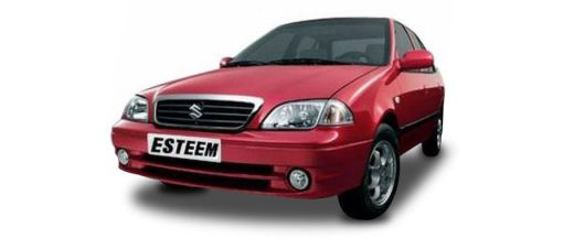 Maruti Esteem Pictures