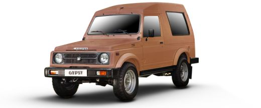 Maruti Gypsy King Hard Top MPI BSIV