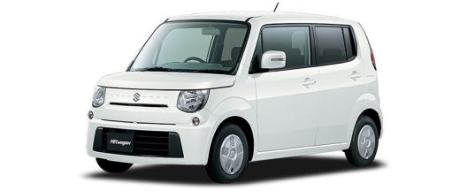Maruti MR Wagon Pictures