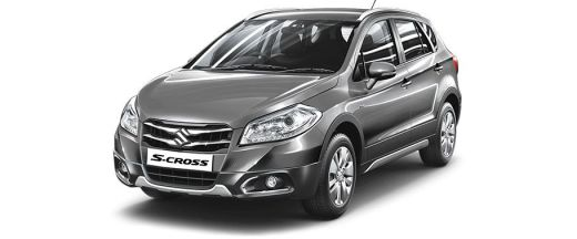 Maruti S-Cross Pictures