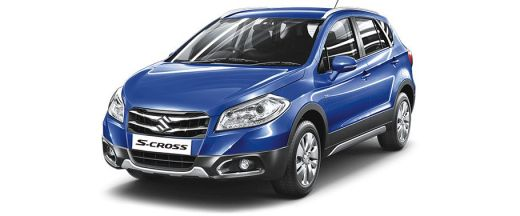Maruti SX4 S Cross DDiS 200 Alpha