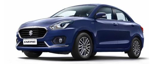 Maruti Swift Dzire AMT ZXI