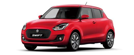 Maruti Swift VXI 2018