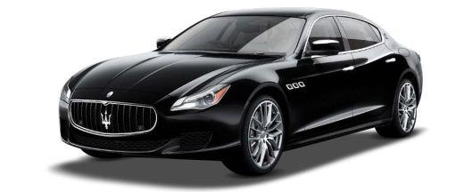 Maserati Quattroporte 2011-2015 Pictures