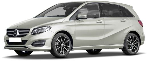 Mercedes-Benz B-Class Pictures