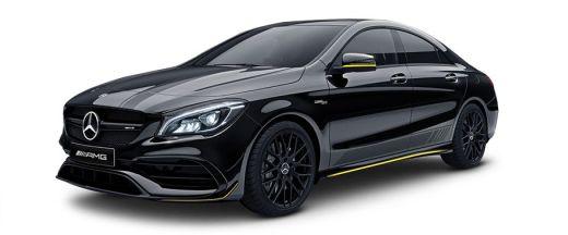 Mercedes-Benz CLA AMG 45 Aero Edition
