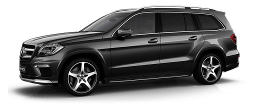 Mercedes-Benz GL-Class Pictures