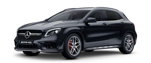 Mercedes-Benz GLA 45 AMG Pictures