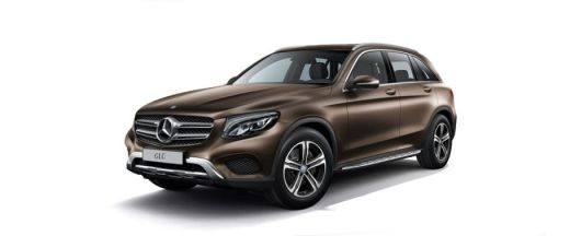 Mercedes-Benz GLC Class 300 Celebration Edition