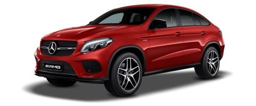Mercedes-Benz GLE Class 43 AMG Coupe