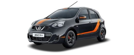 nissan micra fashion edition xl cvt price check offers features specs images colors. Black Bedroom Furniture Sets. Home Design Ideas