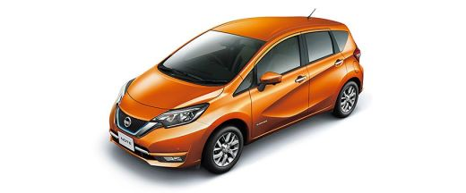 Nissan Note e Power Pictures