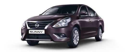 Nissan Sunny 2014-2016 XE