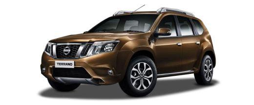Nissan Terrano 2013-2017 XV D Premium AMT