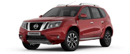 Nissan Terrano 2013-2017 XL 110 PS
