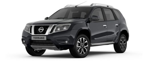 Nissan Terrano 2013-2017 XL Plus 85 PS