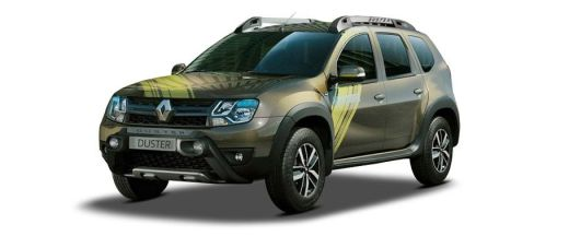 Renault Duster SANDSTORM RXS 110 PS