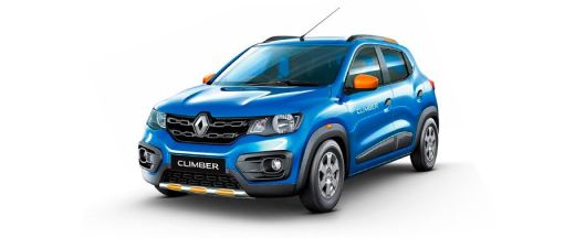 Renault KWID Climber 1.0 AMT