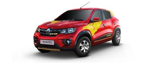 Renault KWID IRON MAN 1.0 AMT
