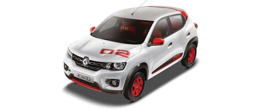 Renault KWID RXL 02 Anniversary Edition