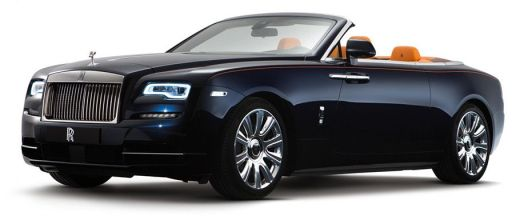 Rolls Royce Dawn Pictures