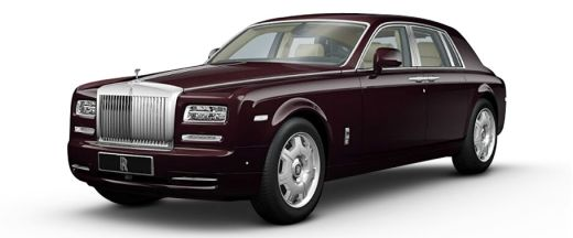 Rolls Royce Phantom Pictures