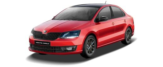 Skoda Rapid Monte Carlo 1.5 TDI AT