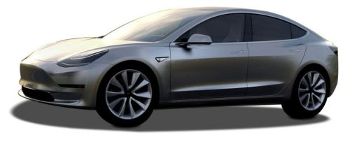 tesla model 3 launch date reviews images interiors gaadi. Black Bedroom Furniture Sets. Home Design Ideas