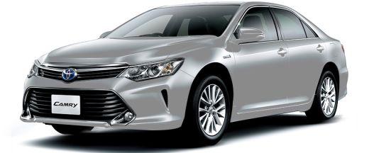 Toyota Camry New