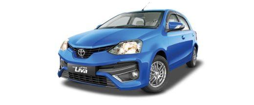 Toyota Etios Liva 1.2 V