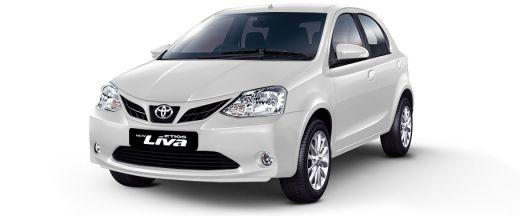 Toyota Etios Liva 2014-2016 J