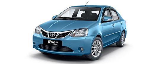 Toyota Etios 2014-2016 Pictures