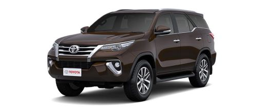 Toyota Fortuner 2.8 2WD AT