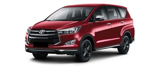 Toyota Innova Crysta 2.8 AT Touring Sport