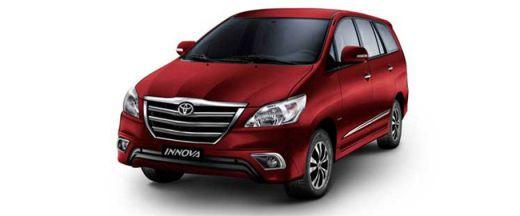 Toyota Innova 2.5 ZX Diesel 7 Seater