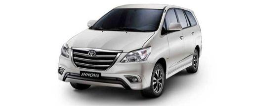 Toyota Innova 2.5 G (Diesel) 7 Seater BS IV