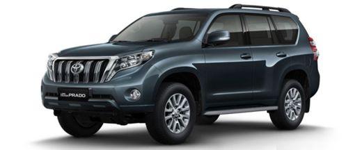 Toyota Land Cruiser Prado VX L