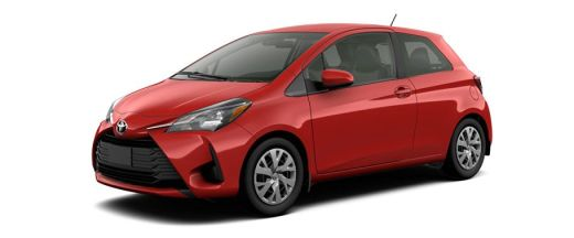Toyota Yaris Hatch Pictures